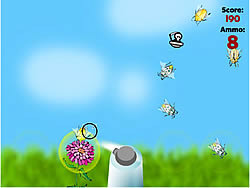 Bug Patrol game