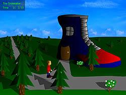 Fred's Adventure игра