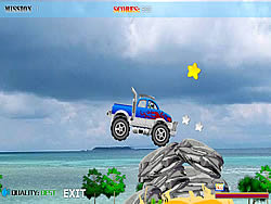 Game Super Truck Racer