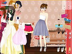 Elegant Fashion Dress Up