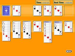 無料ゲームのSolitaire Oldschoolをプレイ