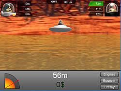 Gioca gratuitamente a Flugtug Tournament: Launch UFO