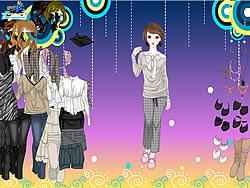 Chique Disco Dress Up oyunu