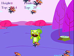 Happy Tree Friends - Jumping Nutty
