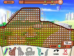 Jouer au jeu gratuit Rollercoaster Creator