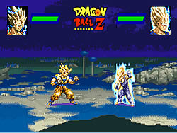 Dragon Ball Z Power Level Demo παιχνίδι
