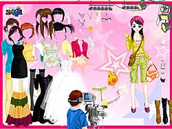 Gioca gratuitamente a In Fashion Magazine World Dress Up
