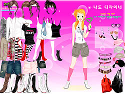 Impress Hot Dressup game