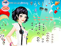 Business Doll Maker game