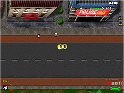 Game Sim Taxi