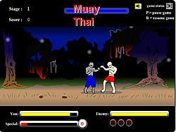 Game Muay Thai