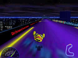 3D Hyperjet Racing