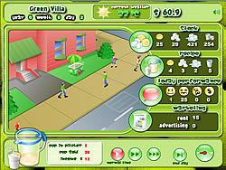 Gioca gratuitamente a Sim Lemonade Millionaire
