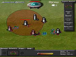 Galactic Conquest game