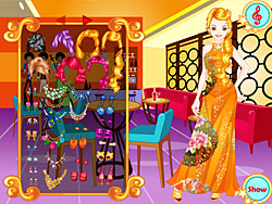 Glamorous Party Makeover game