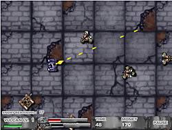 Shining Metal Defender game