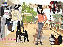 Gioca gratuitamente a Campus Girl Fashion
