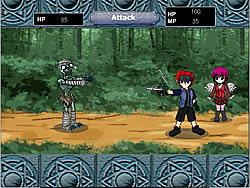 Gioca gratuitamente a Digital Angels: Summoner Saga 1