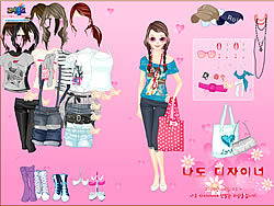 jeu Coffee Date Dress Up