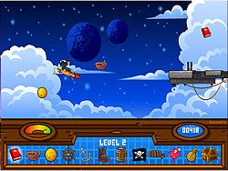 Treasure Planet - Solar Surfer