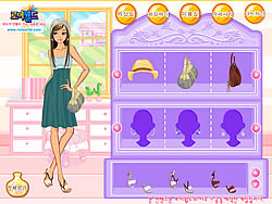 Gioca gratuitamente a Shopping Spree Dress Up