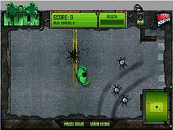 Game Hulk Central Smashdown