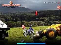 Permainan Dirt Bike 2 Game