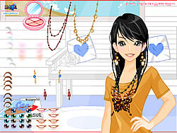 Garden Girl Make Over game