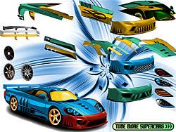 無料ゲームのAmerican Racerをプレイ