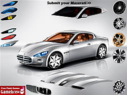 Gioca gratuitamente a Pimp My Maserati