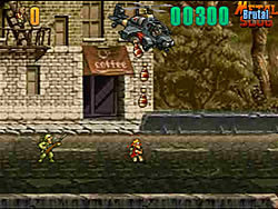 Game Metal Slug Brutal