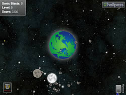 Game Earth Defense