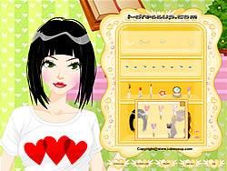 Girl Dressup Makeover 13 game