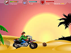 Game Rockfury ATV Racing