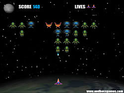 Hybrid Fighter game