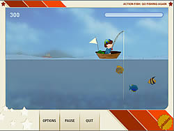 Action Fish game