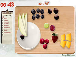 Fruit Salad Day game