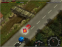 Game Scania Driver