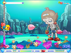Jogar jogo grátis Ocean Hunter