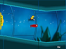 Game In The Seabed