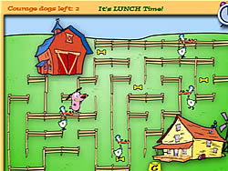 Meal Time Maze