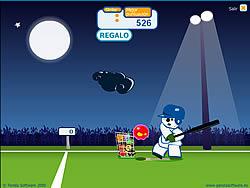Gioca gratuitamente a Panda Baseball