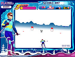 Game Snowboard Sprint