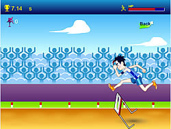 110m Hurdles game
