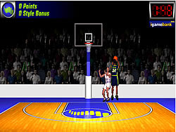 Game Basketball Challenge