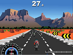 Super Moto Bike game