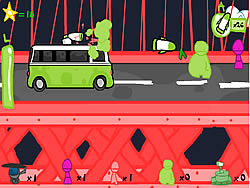 Bridge Bomber Bus game