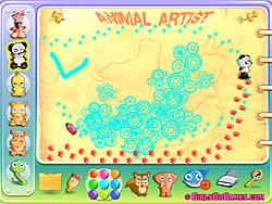 Permainan Animal Artist