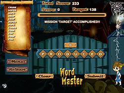 Word Master spel