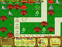 Mushroom Farm Defender oyunu